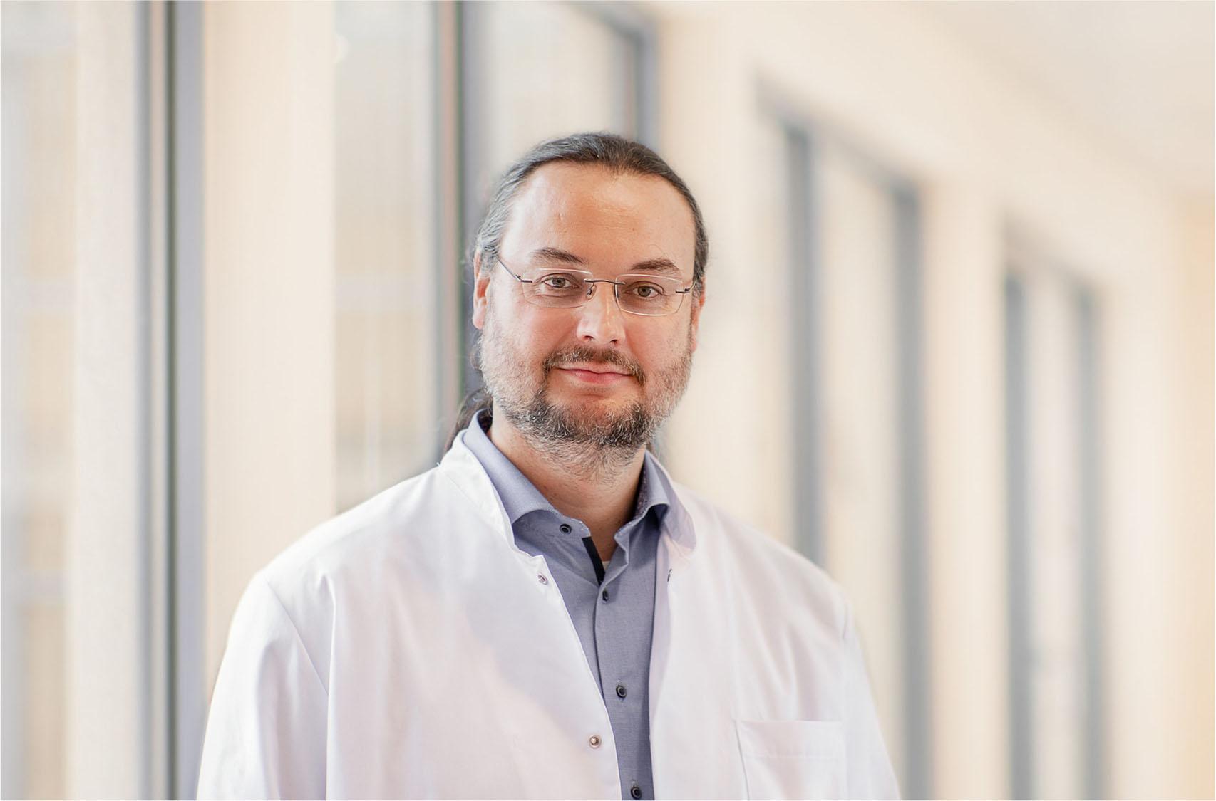 Prof. Dr. med. Martin Walter